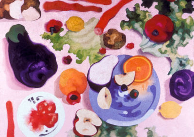 Fruit in a Dish 16