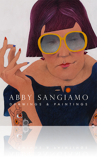 Abby Sangiamo Drawings & Paintings