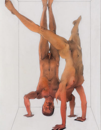 Headstand Series, No. 1