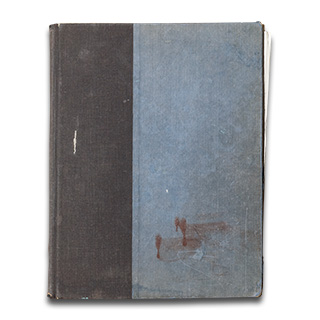 Cover of Sketchbook 15.