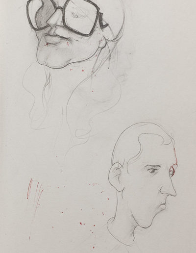 Sketchbook 16, page 28